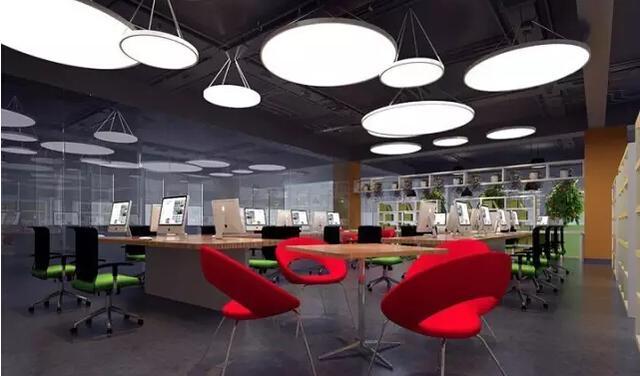 时尚办公室装修 时尚办公室装修效果图